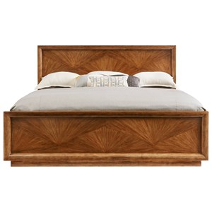 Stanley Furniture Panavista Queen Panorama Panel Bed
