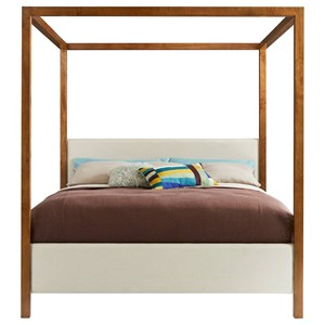 Queen Archetype Canopy Bed