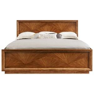 Stanley Furniture Panavista King Panorama Panel Bed