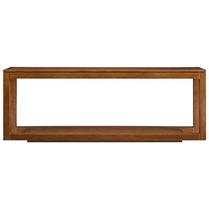 Stanley Furniture Panavista Floating Parsons Console Table