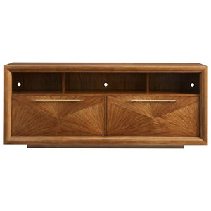 Stanley Furniture Panavista Panorama Media Console
