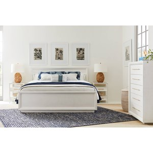 Stanley Furniture Panavista King Bedroom Group