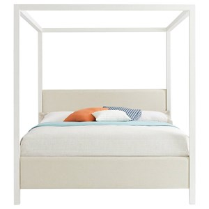 Stanley Furniture Panavista King Archetype Canopy Bed