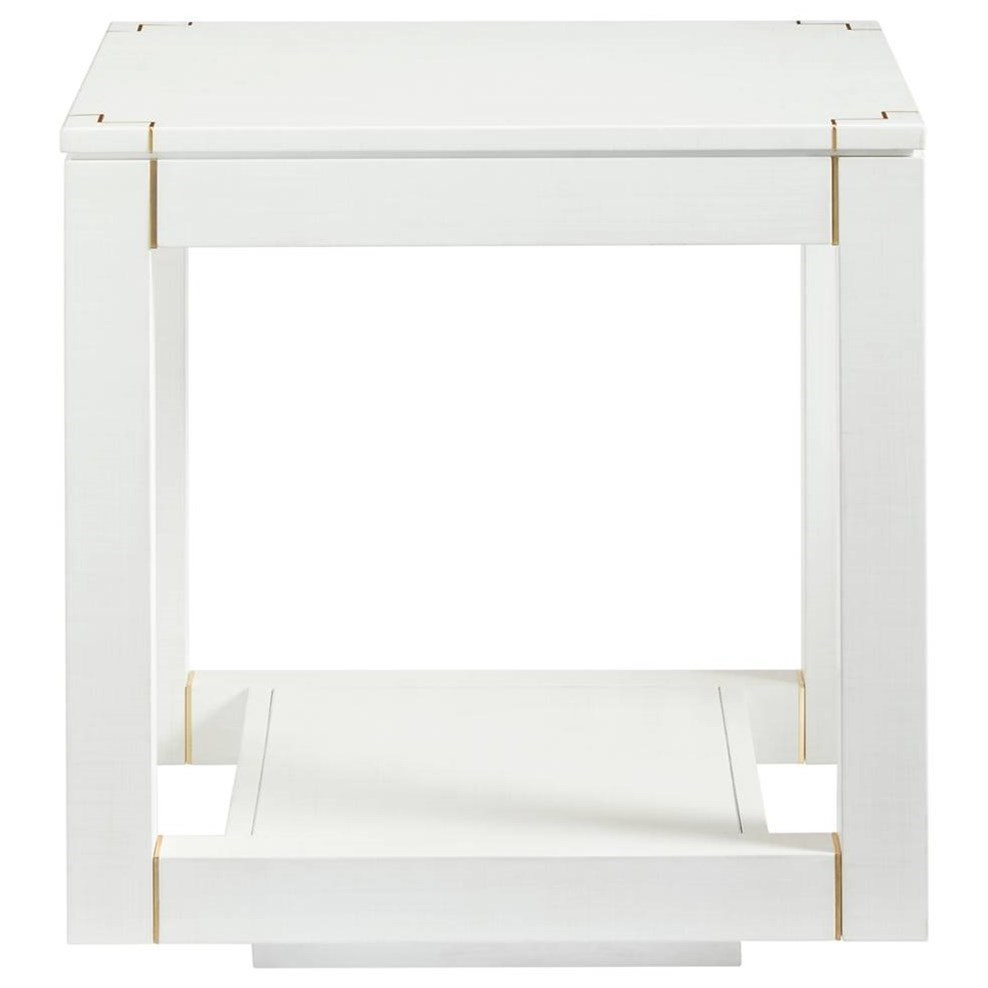 Floating Parsons End Table