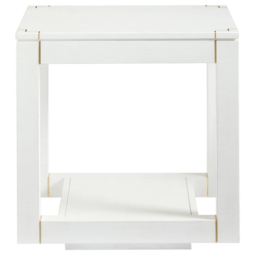 Stanley Furniture Panavista Floating Parsons End Table - Item Number: 704-25-09