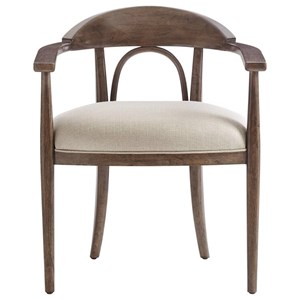 Stanley Furniture Panavista Studio Arm Chair