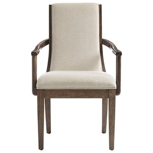 Stanley Furniture Panavista Madagascar Arm Chair