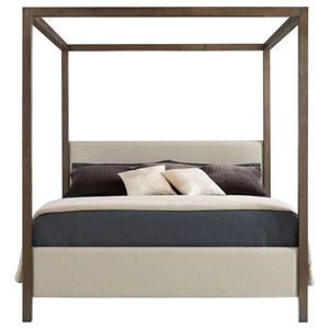 Stanley Furniture Panavista Queen Archetype Canopy Bed