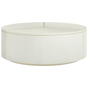 Stanley Furniture Panavista Sundial Cocktail Table