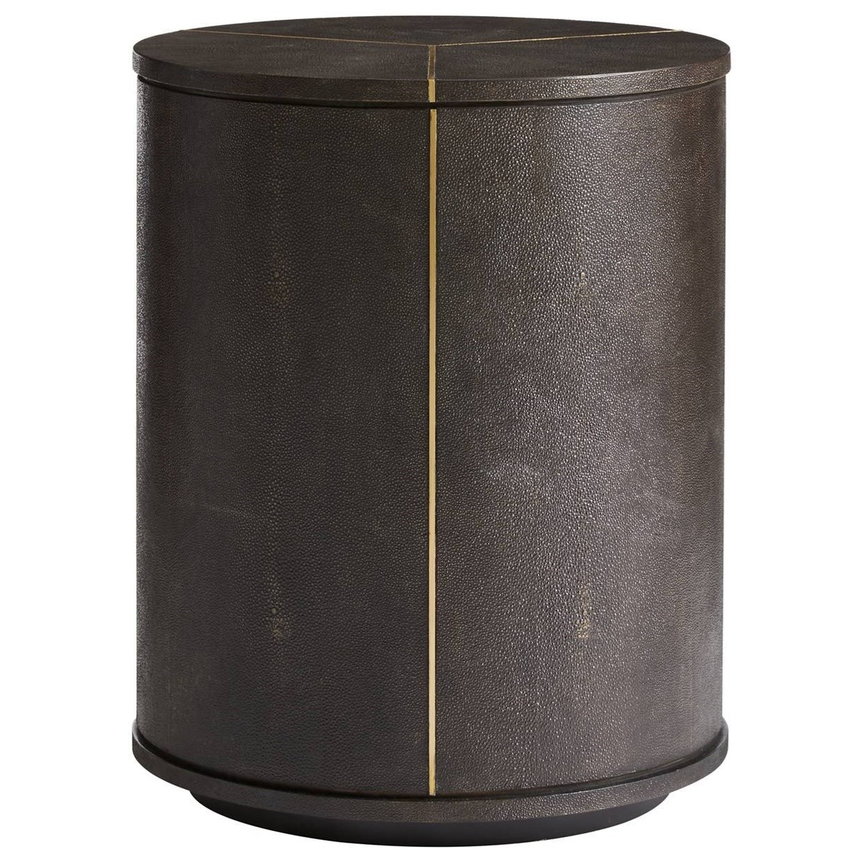 Stanley Furniture Panavista 704 75 14 Sundial Drum Table