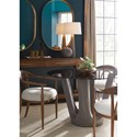 Stanley Furniture Panavista Formal Dining Room Group - Item Number: 704-9 Dining Room Group 5