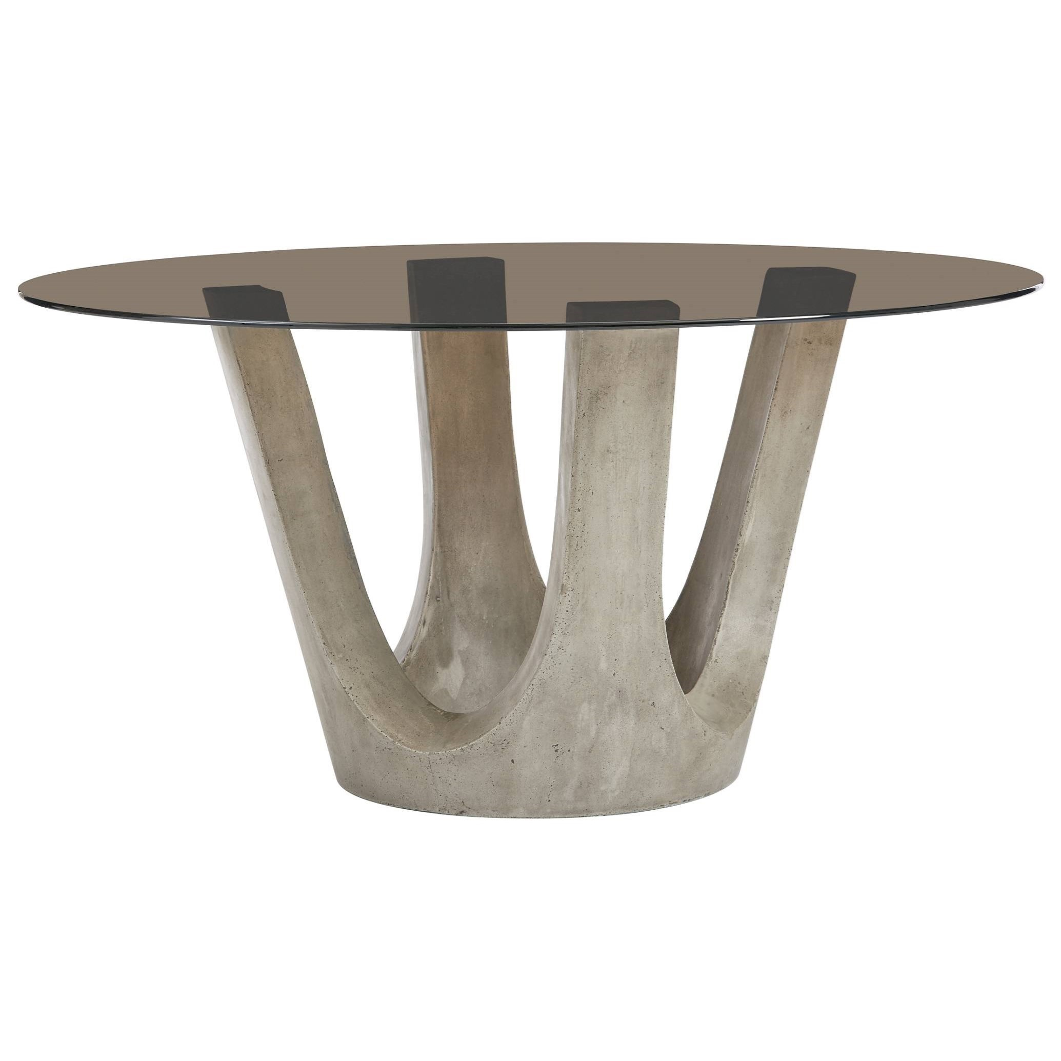 """Stanley Furniture Panavista 54"""" Flying Buttress Dining Table - Item Number: 704-91-33"""