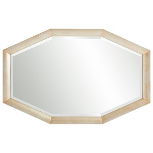 Stanley Furniture Panavista Panorama Polygon Mirror