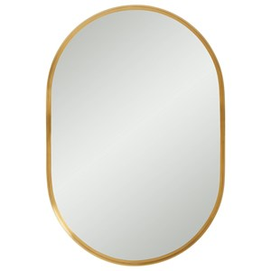 Stanley Furniture Panavista Capsule Mirror
