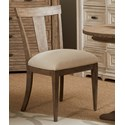 Stanley Furniture Portico Bistro Chair - Item Number: 801-A1-76