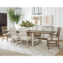 Stanley Furniture Portico Formal Dining Room Group - Item Number: 801-B Dining Room Group 1