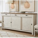 Stanley Furniture Portico Buffet - Item Number: 801-B1-05