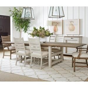 "78"" Rectangular Dining Table"
