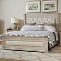 Stanley Furniture Portico King Upholstered Bed - Item Number: 801-B3-47
