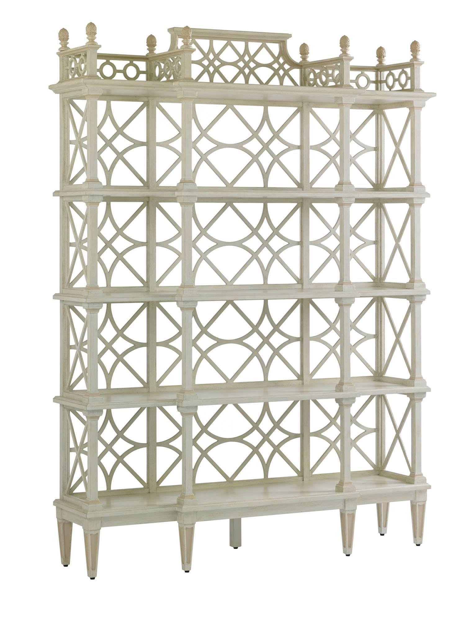 Stanley Furniture Preserve Botany Etagere - Item Number: 340-21-18