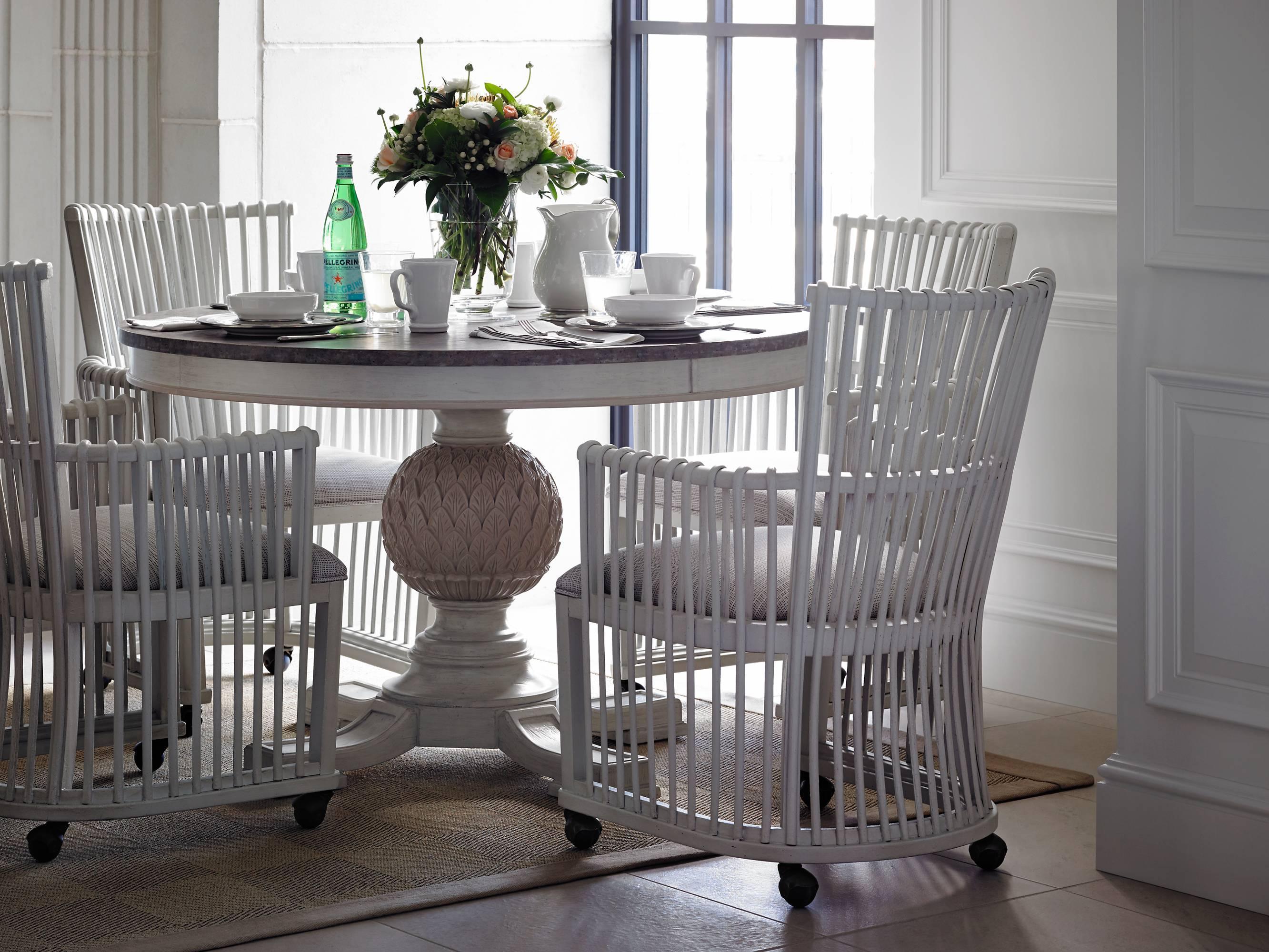 Stanley Furniture Preserve 340 21 30 Artichoke Pedestal