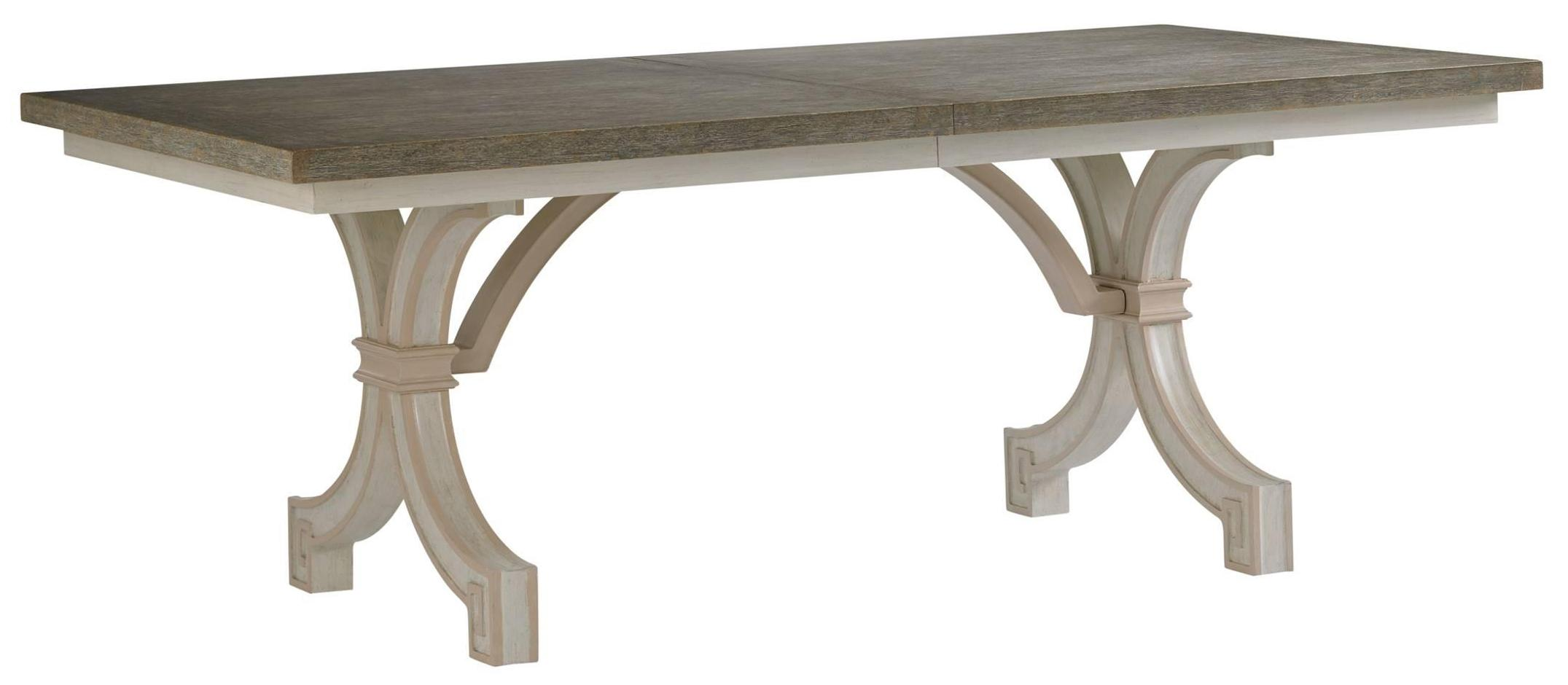 Stanley Furniture Preserve St. Helena Trestle Table - Item Number: 340-21-36
