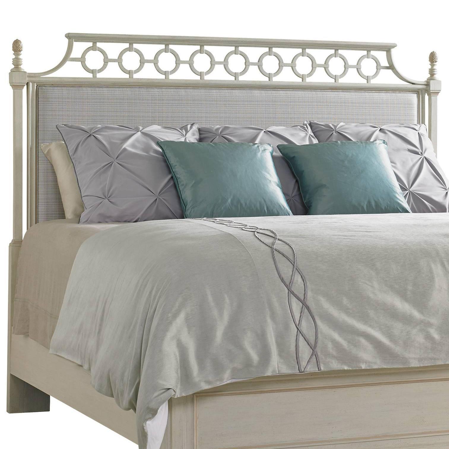 Stanley Furniture Preserve Queen Botany Upholstered Headboard - Item Number: 340-23-140