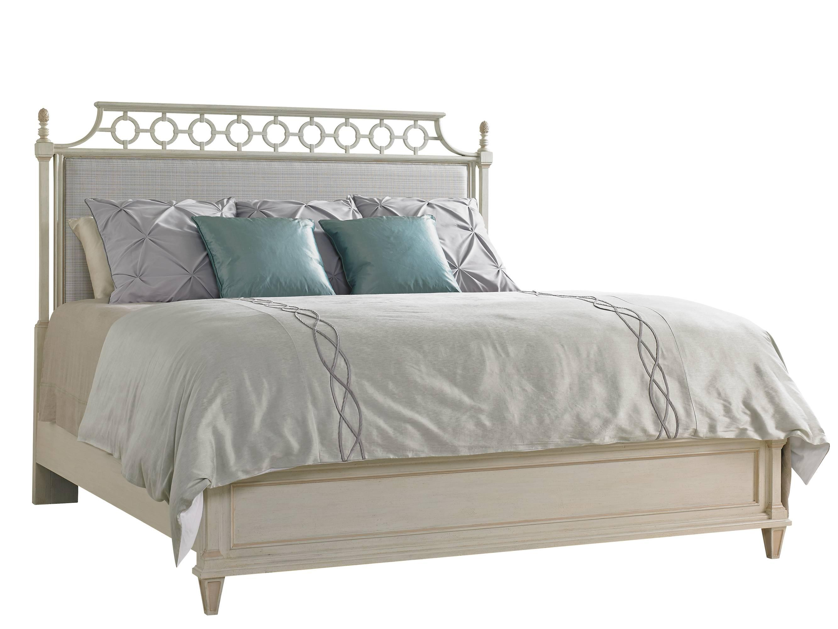 Stanley Furniture Preserve California King Botany Bed - Item Number: 340-23-46