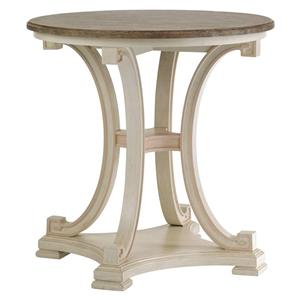 Stanley Furniture Preserve Myrtle Lamp Table