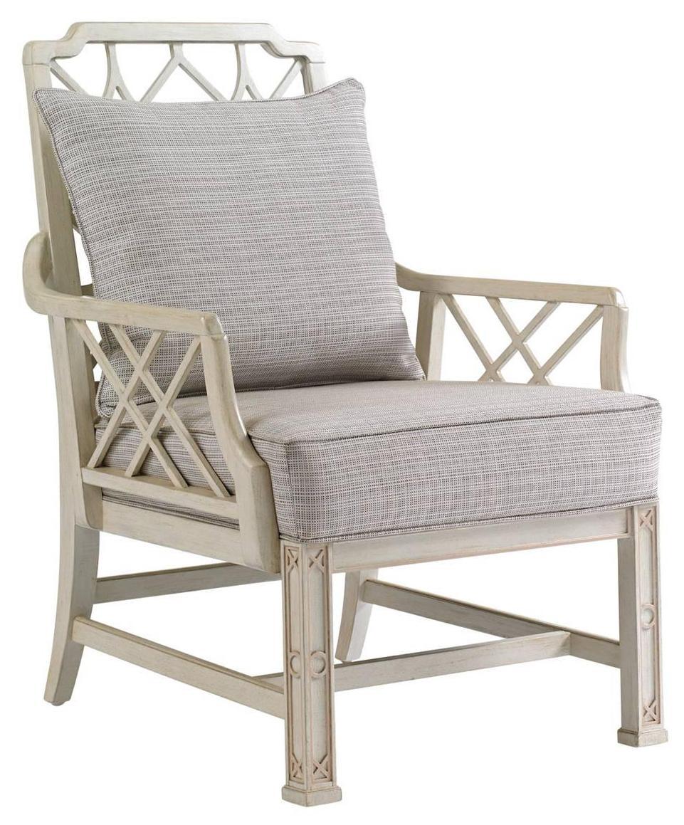 Stanley Furniture Preserve Brighton Chair - Item Number: 340-25-74
