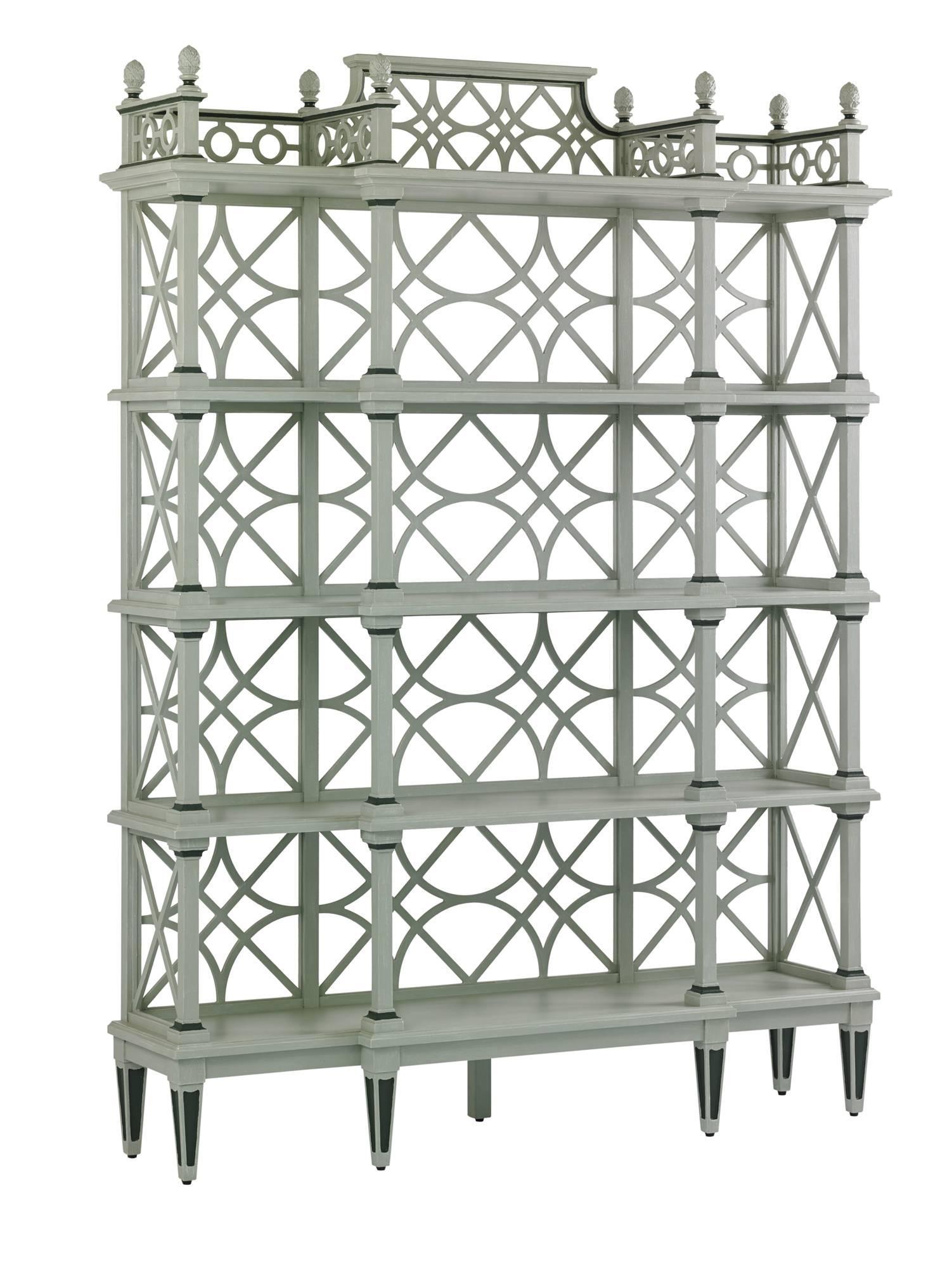 Stanley Furniture Preserve Botany Etagere - Item Number: 340-51-18