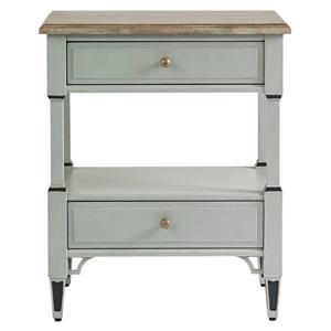 Stanley Furniture Preserve Botany Bedside Table