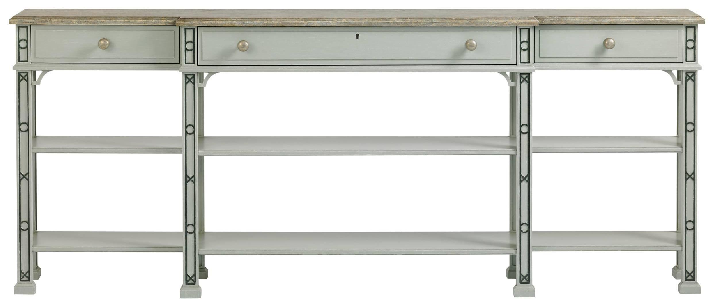 Stanley Furniture Preserve Brighton Sofa Table - Item Number: 340-55-05