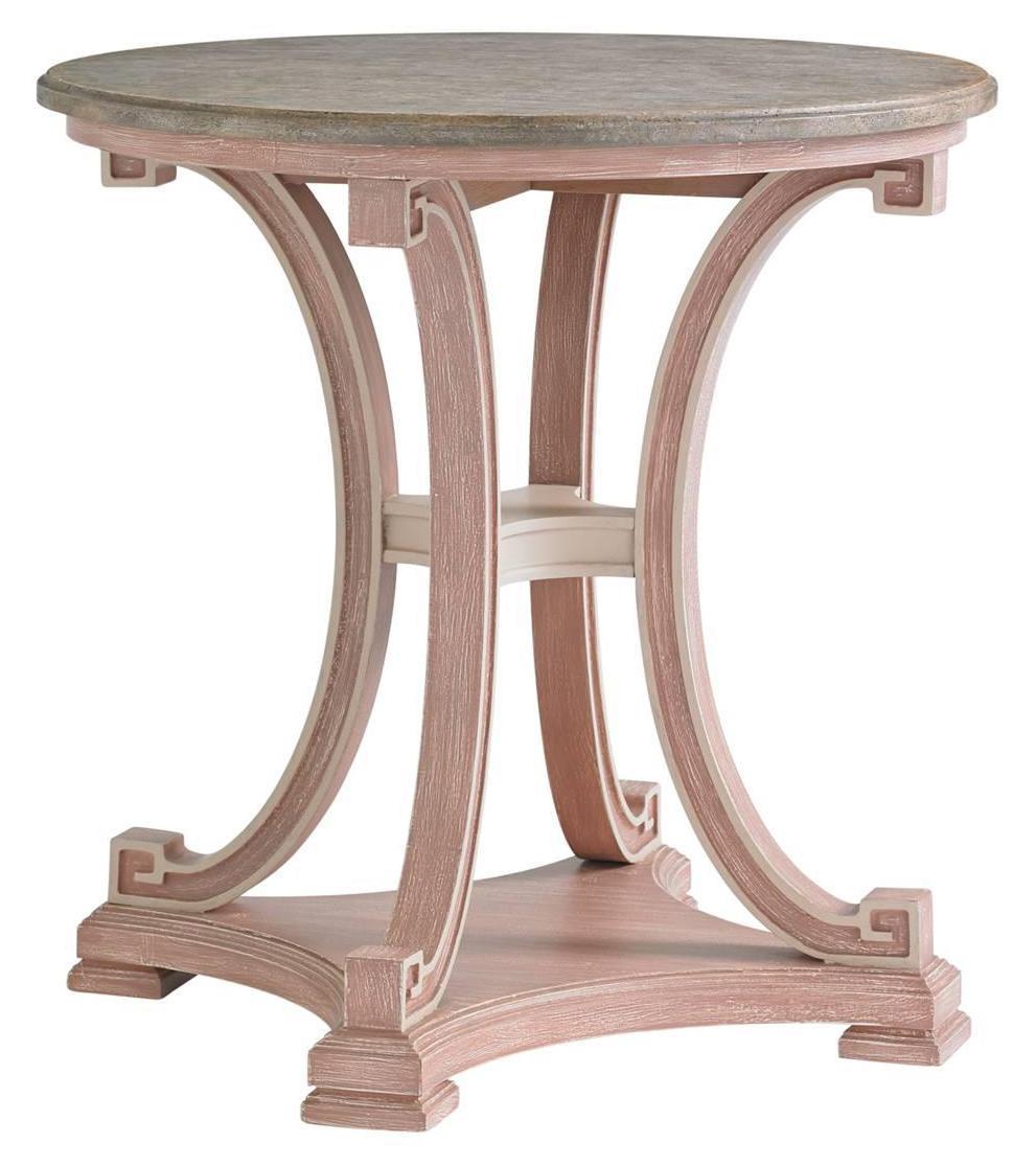 Stanley Furniture Preserve Myrtle Lamp Table - Item Number: 340-75-14