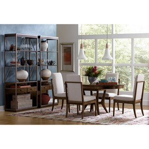 Stanley Furniture Santa Clara Casual Dining Room Group