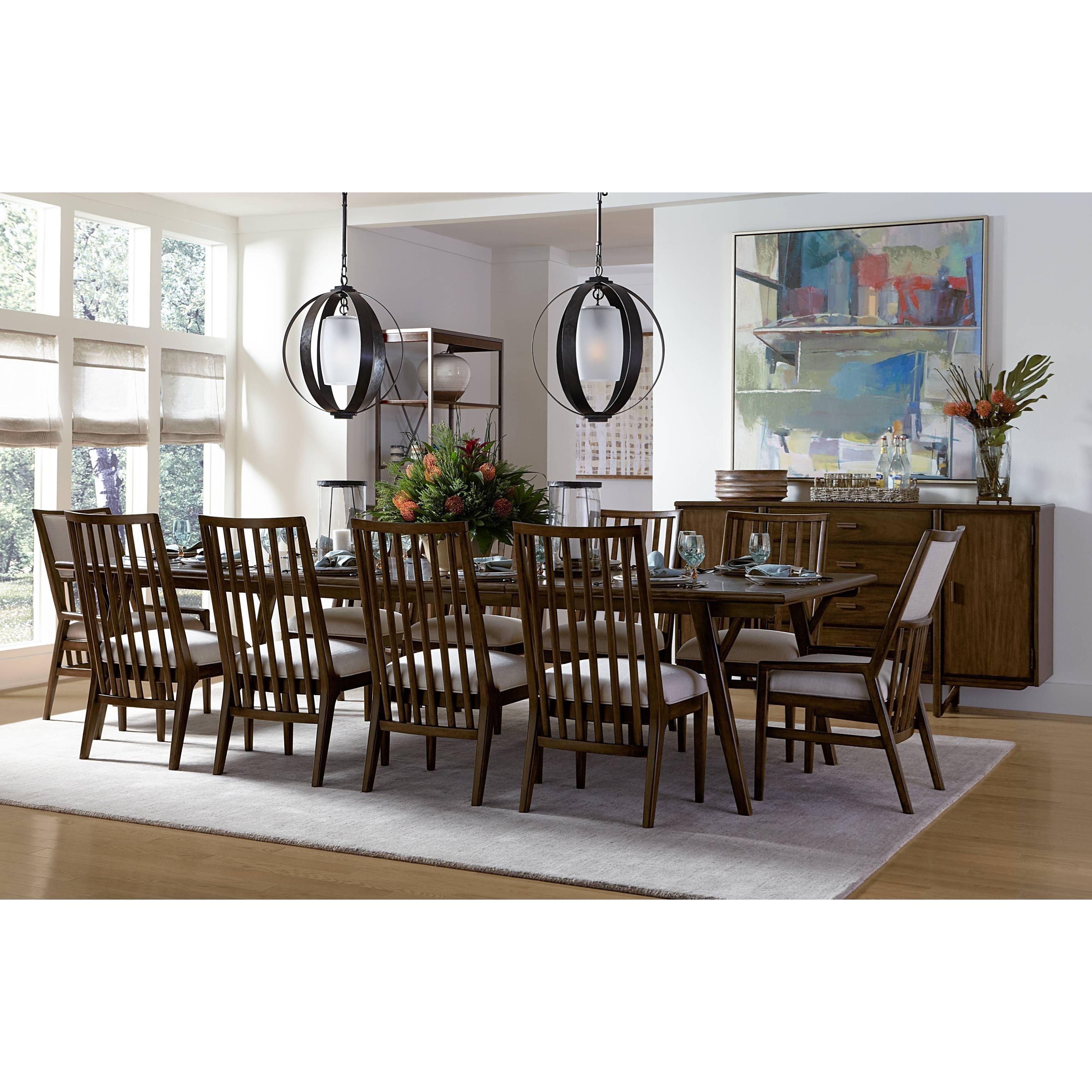 Stanley Furniture Santa Clara Formal Dining Room Group   Item Number  585 1  Dining. Stanley Furniture Santa Clara Formal Dining Room Group   Wayside