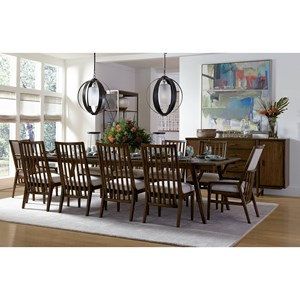 Stanley Furniture Santa Clara Formal Dining Room Group