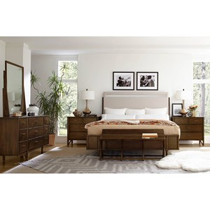 Stanley Furniture Santa Clara King Bedroom Group