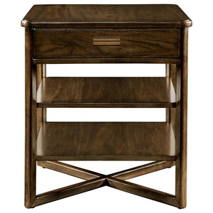 Stanley Furniture Santa Clara End Table