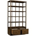 Stanley Furniture Santa Clara Lateral File Bookcase