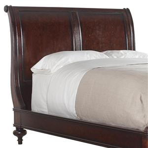 Stanley Furniture The Classic Portfolio - British Colonial King/California King Sleigh Headboard