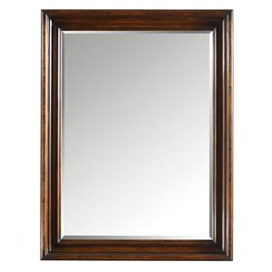 Stanley Furniture The Classic Portfolio - British Colonial Landscape Mirror