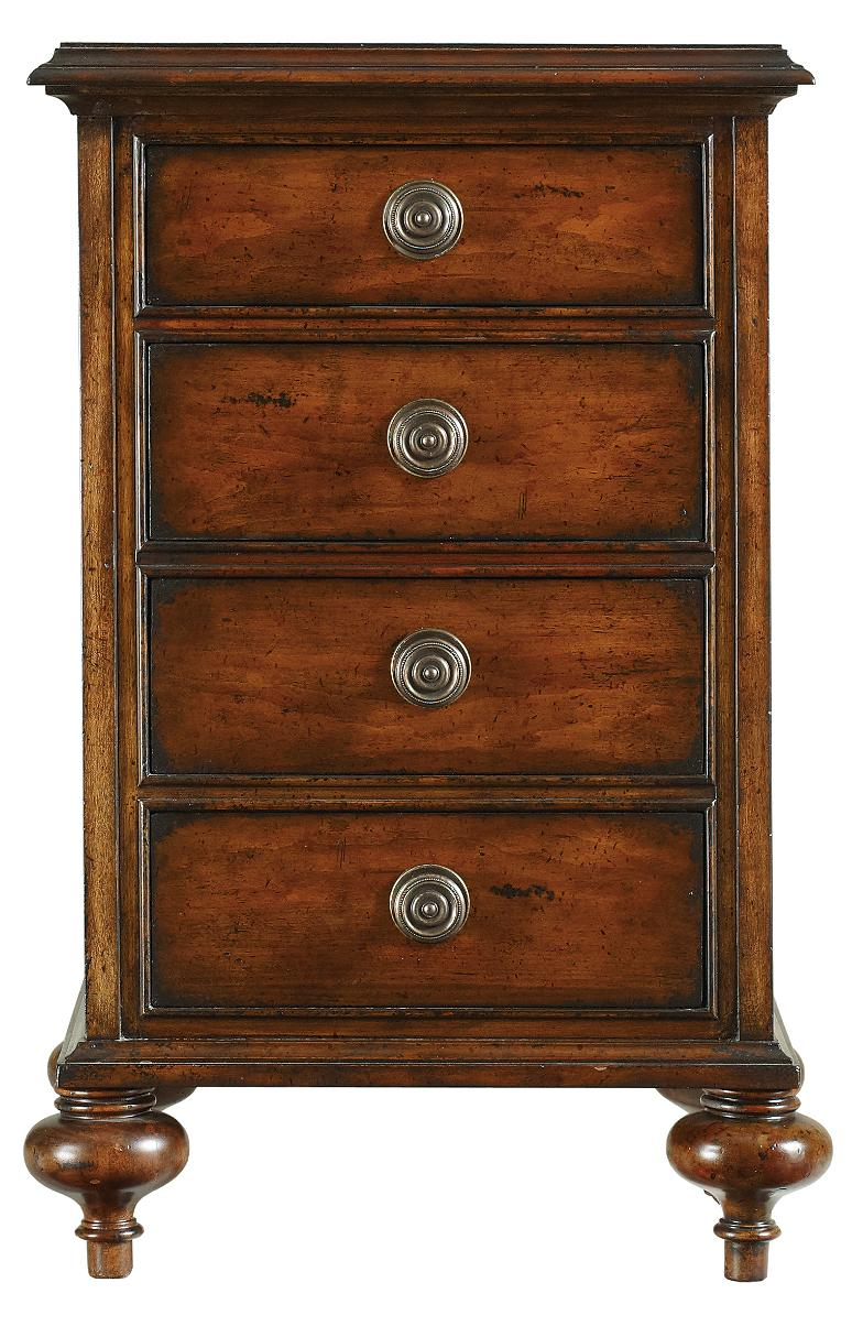 Stanley Furniture The Classic Portfolio - British Colonial Telephone Table - Item Number: 020-63-81