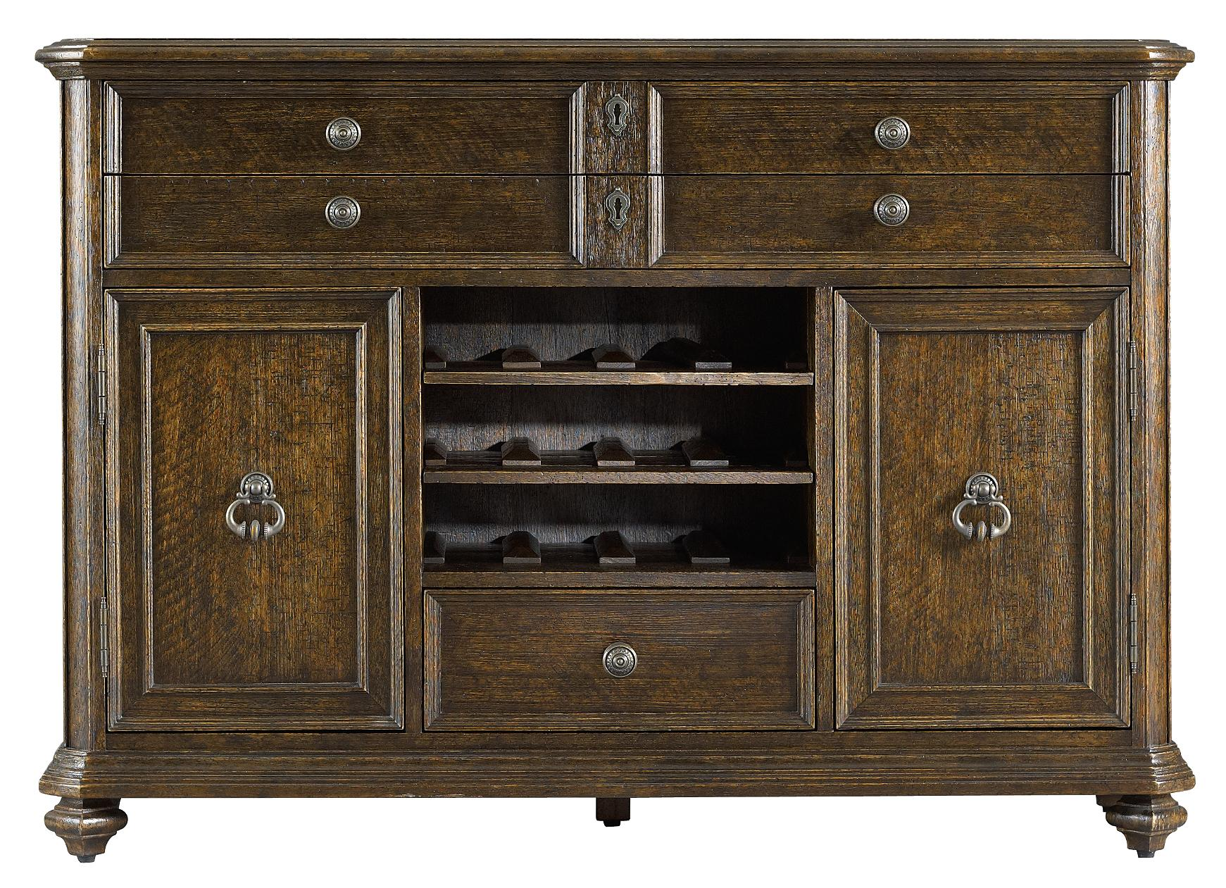 Stanley Furniture Rustica Dining Cabinet - Item Number: 208-11-05