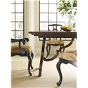 Stanley Furniture Rustica Harvest Extension Dining Table