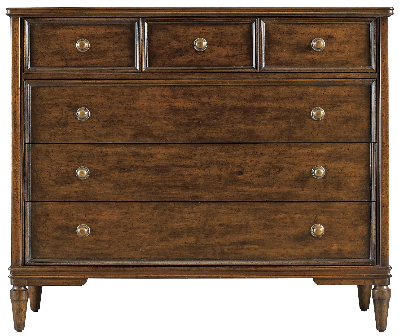 Stanley Furniture The Classic Portfolio - Vintage Media Chest - Item Number: 264-13-11