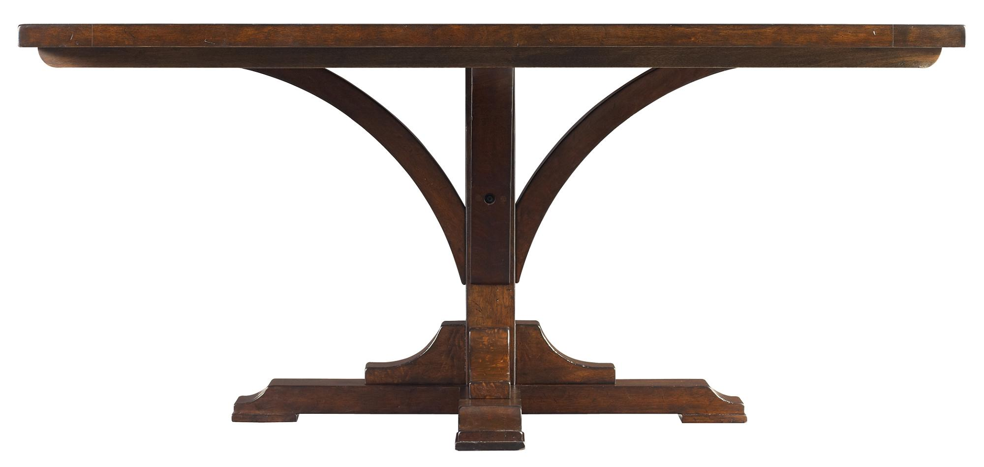Stanley Furniture The Classic Portfolio Artisan Pedestal Table - Item Number: 135-11-236+136