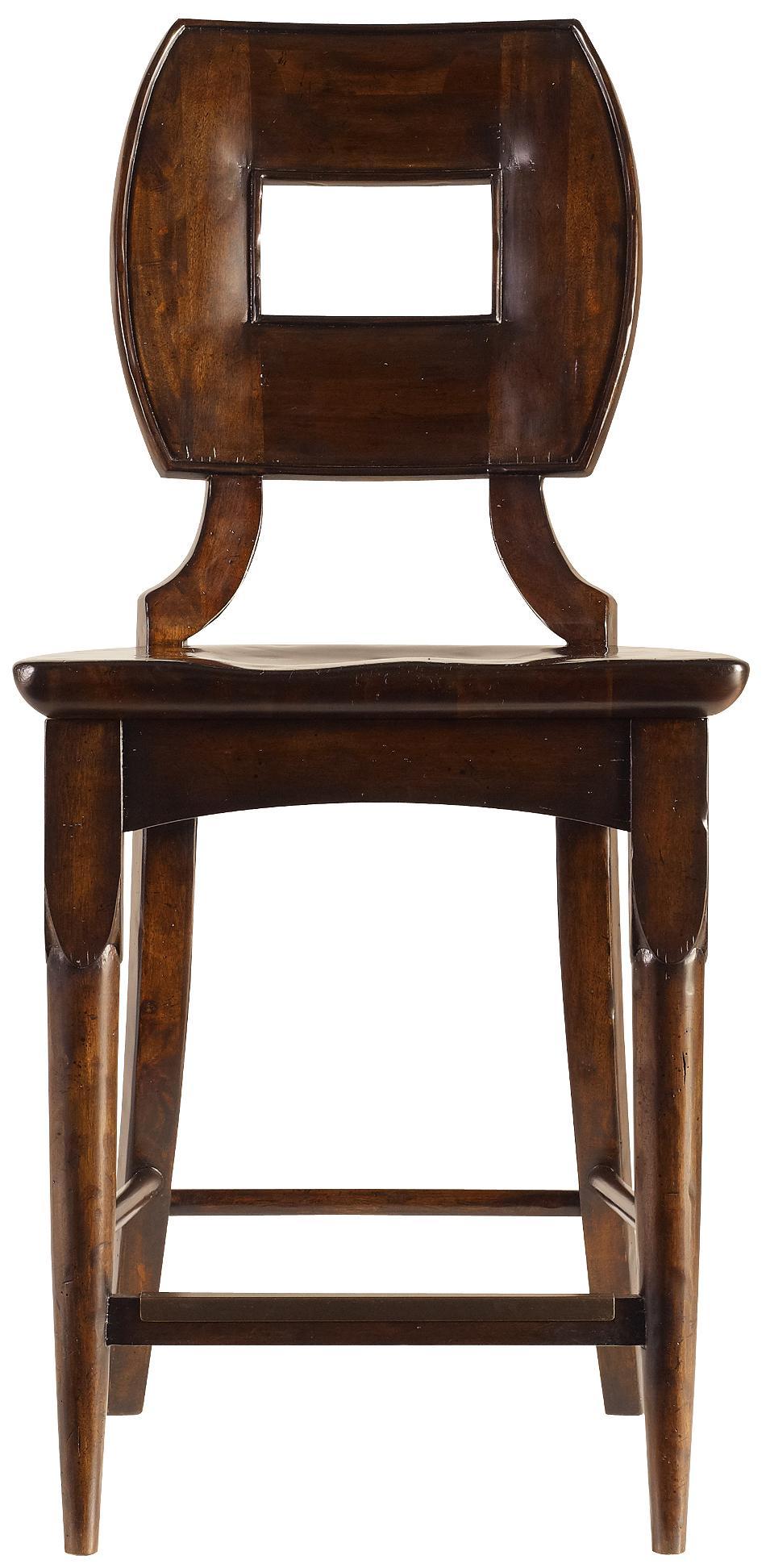 Stanley Furniture The Classic Portfolio Artisan Counter Stool - Item Number: 135-11-72