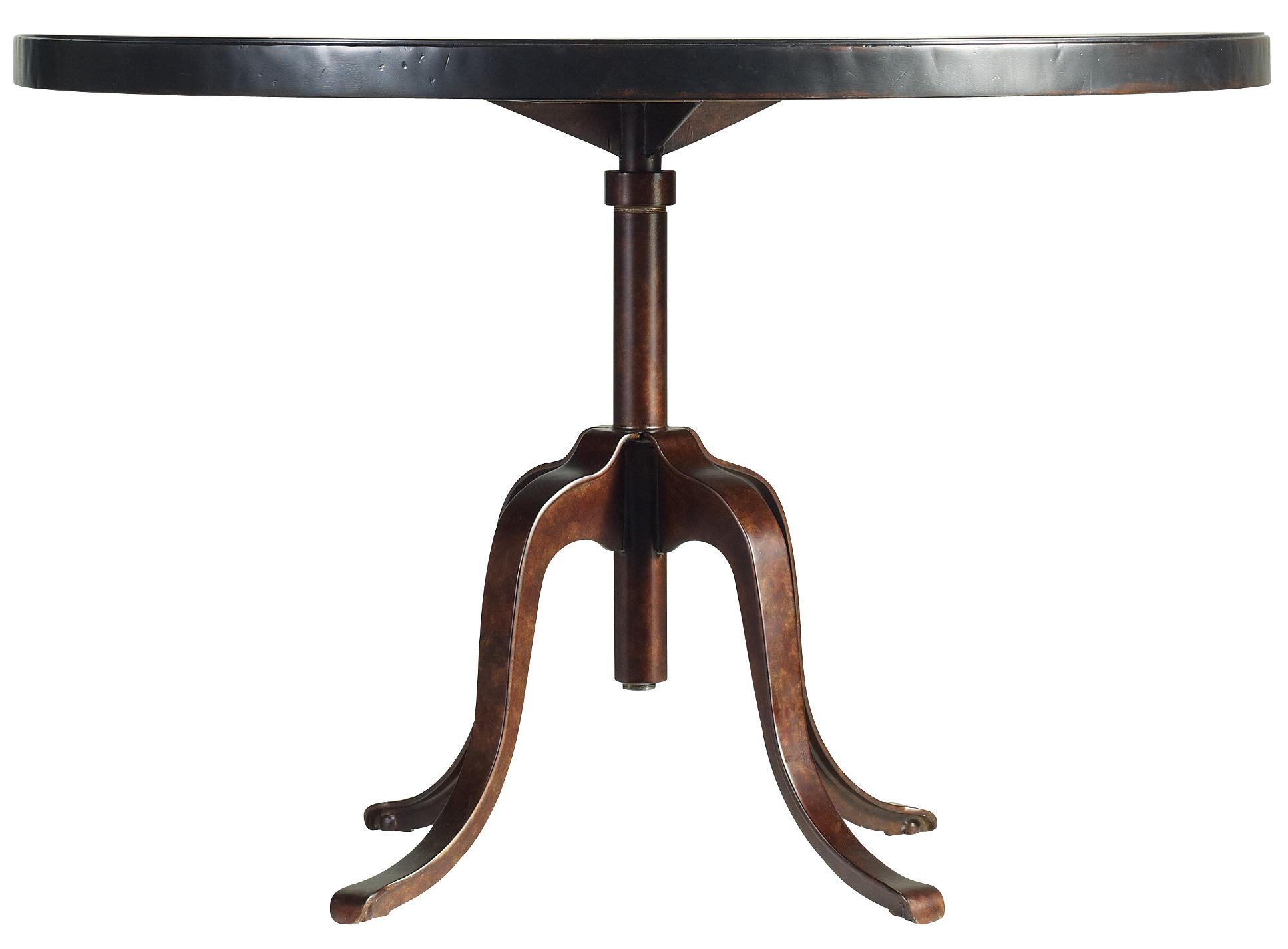 Stanley Furniture The Classic Portfolio Artisan Adjustable Height Table - Item Number: 135-81-230+130