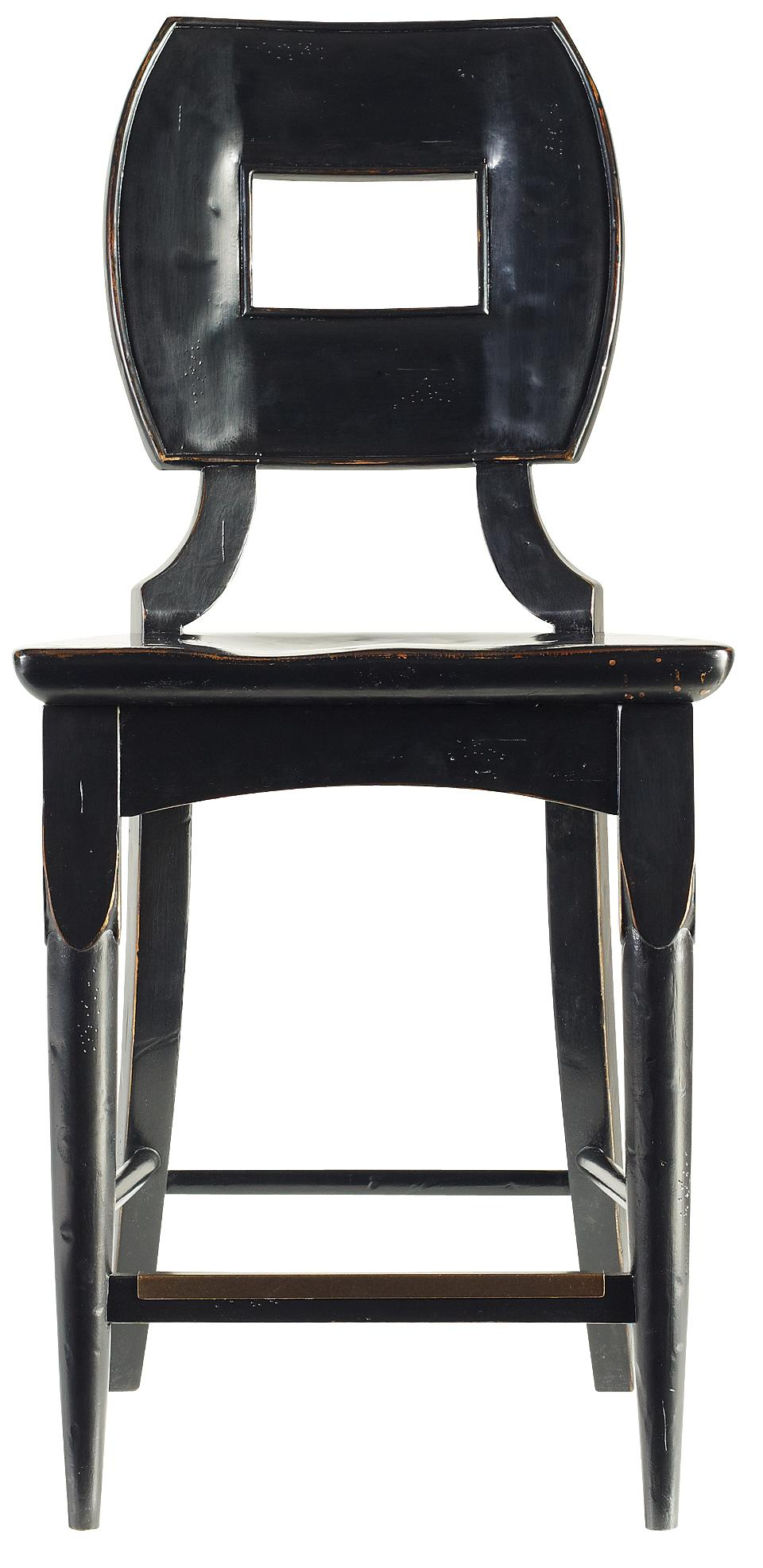 Stanley Furniture The Classic Portfolio Artisan Counter Stool - Item Number: 135-81-72